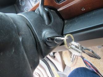 1 insert key
