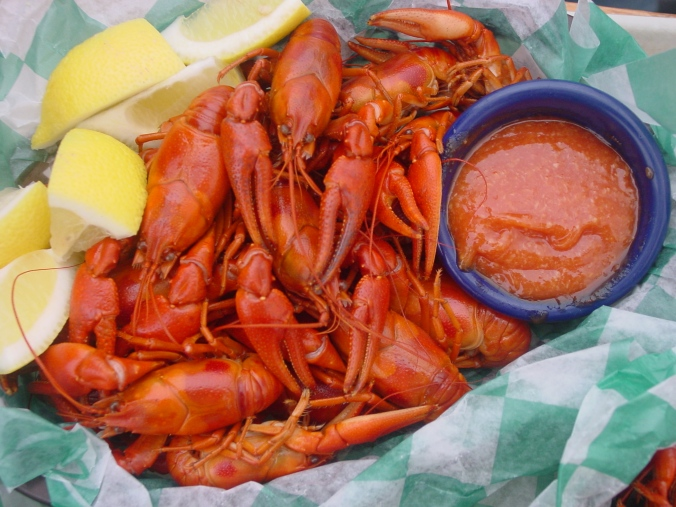 Cooked-Crayfish