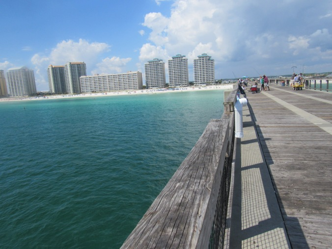 View from Navarre Fishing Pier